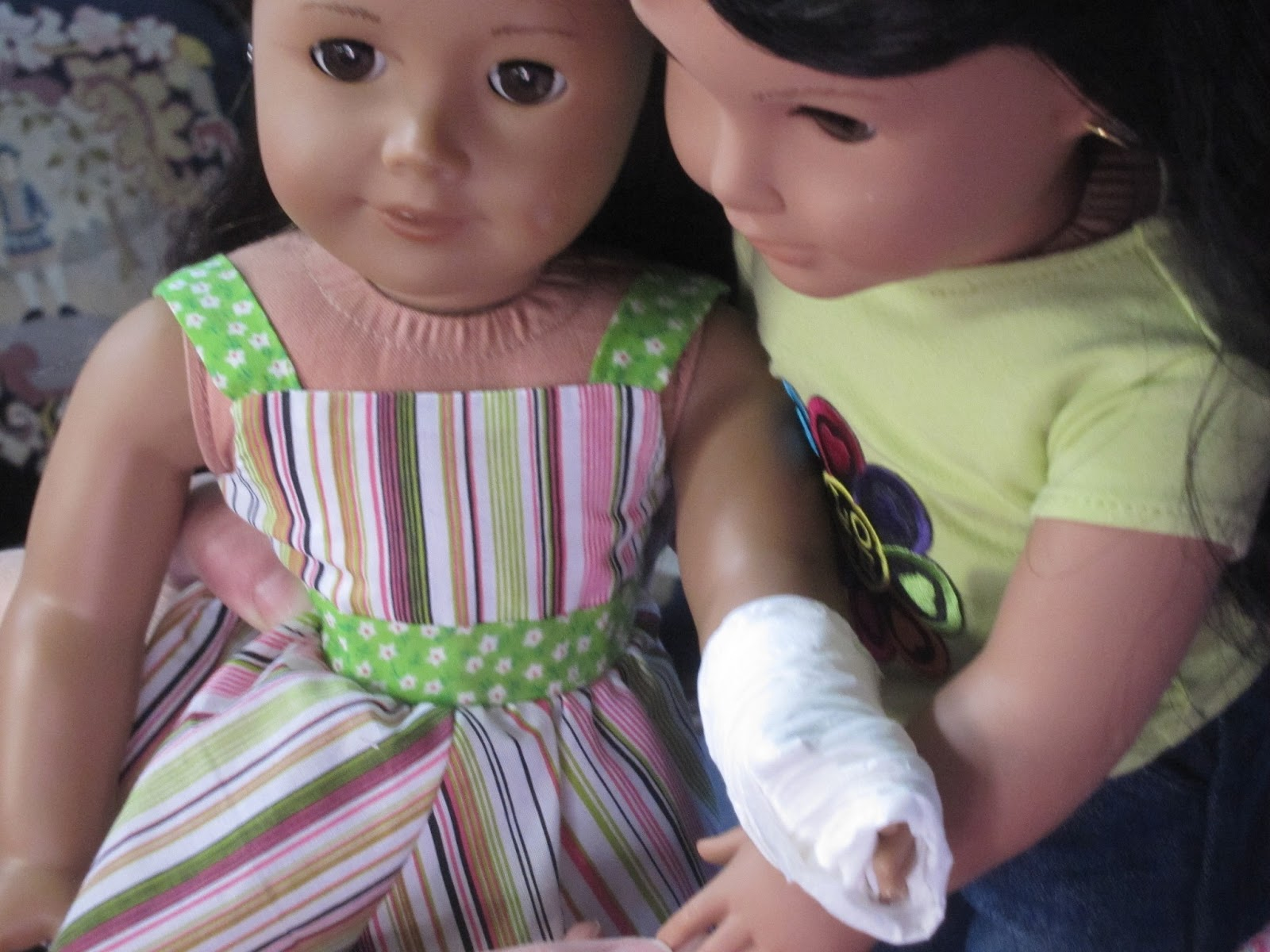 Poland Syndrome Doll's Bandage