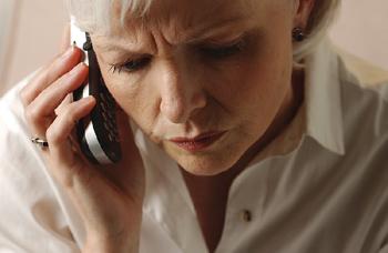 Poland Syndrome Phone Call