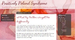 Positively Poland Syndrome