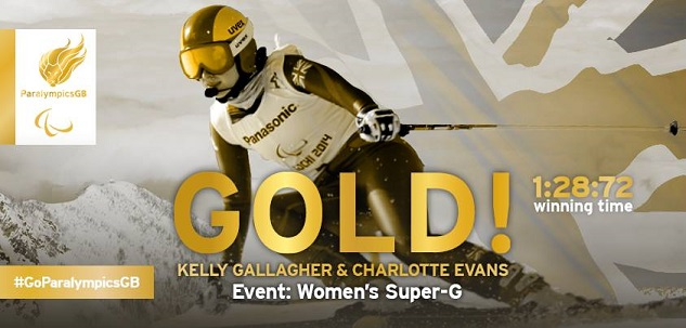 kelly gallagher athlete