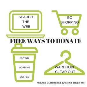 Poland Syndrome | Free Ways to Donate