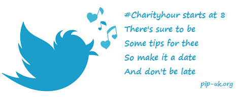 Twitter Hour for Charities