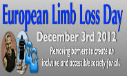 Today is European Limb Loss Day