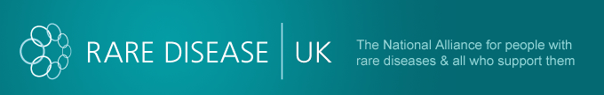 rare disease UK header